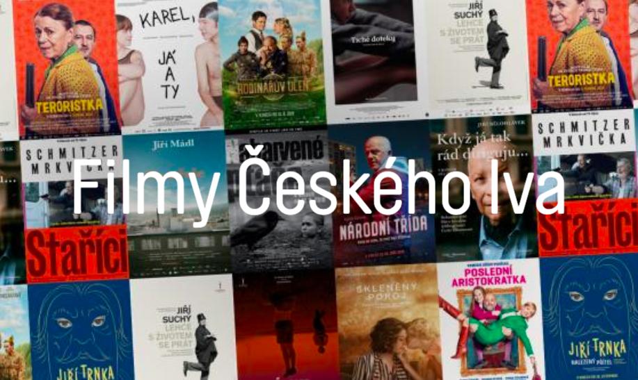 Filmy Českého lva @online