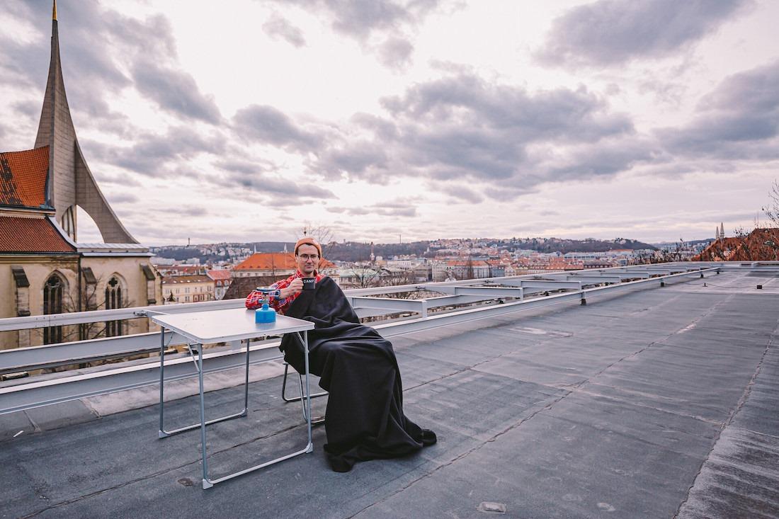 Camping s Ondřejem Cihlářem: Vladimíra Sýkorová a Mardoša @online