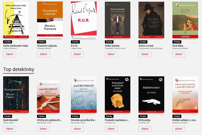 E-knihy zdarma @online