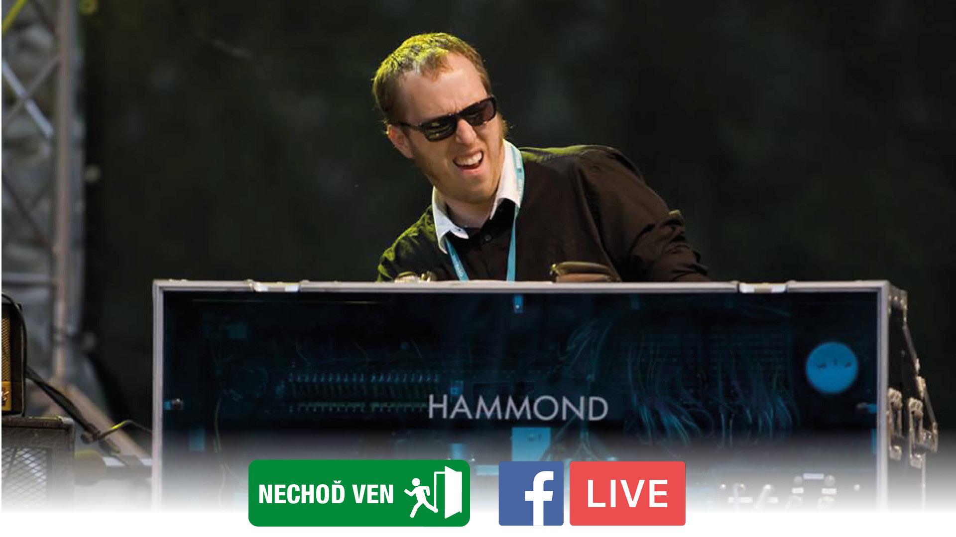 Jakub Zomer Blues Bond - live stream
