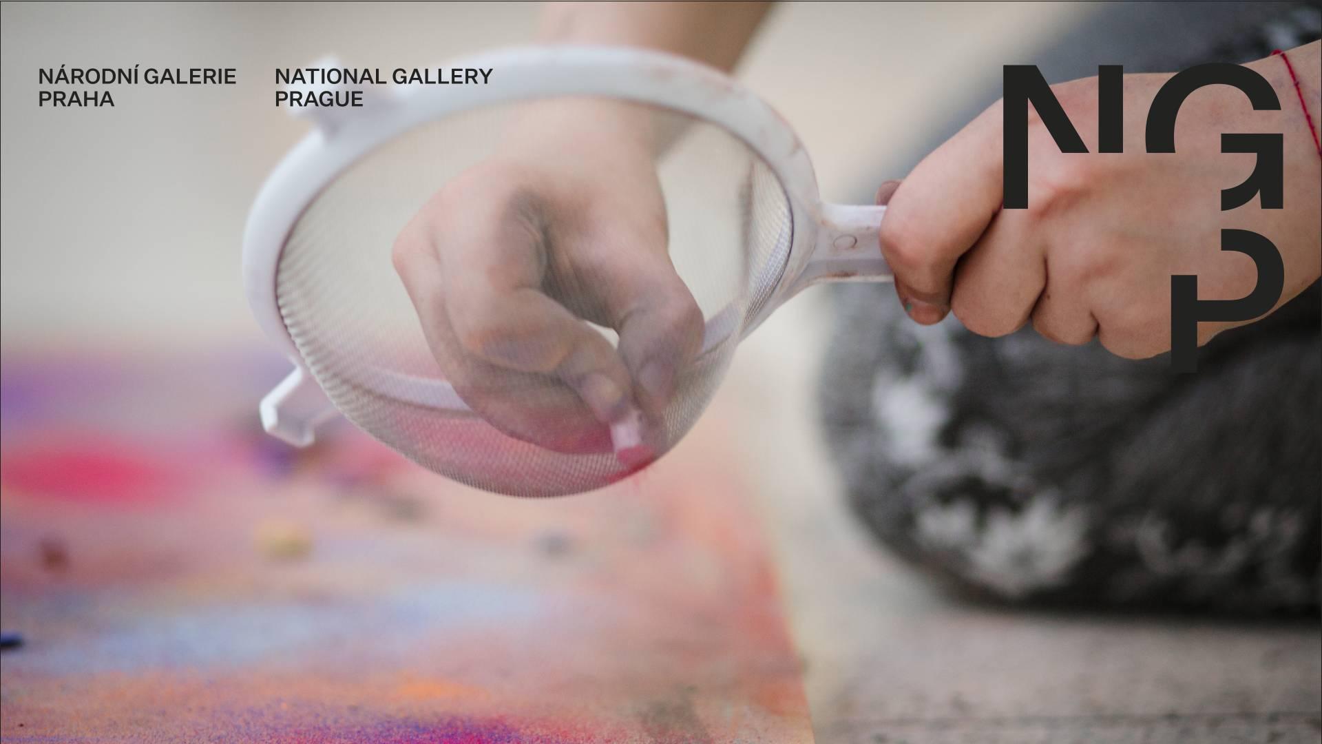 NGP — Umění (být) doma