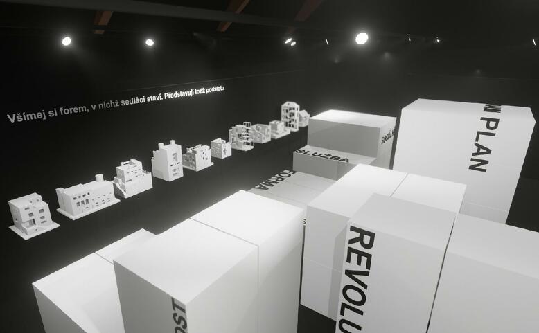 Raumplan a současná architektura - online výstava