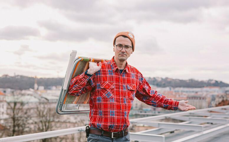 Talk Show Camping s Ondřejem Cihlářem - livestream
