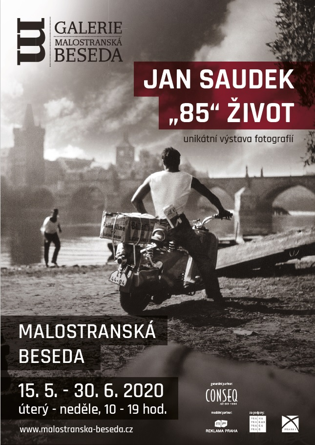 """Jan Saudek """"85"""" Život"""