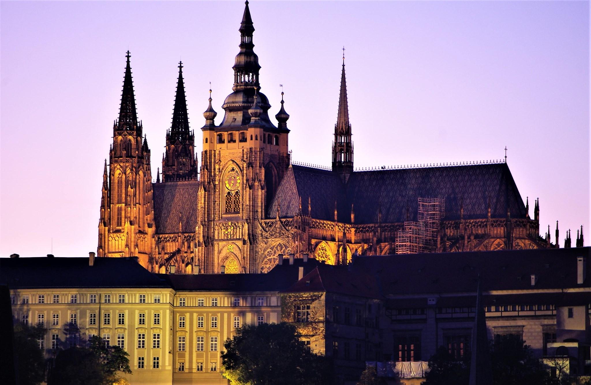 Pražský hrad - vstup zdarma