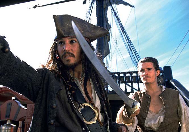 Letní kino: Piráti z Karibiku - Prokletí černé perly