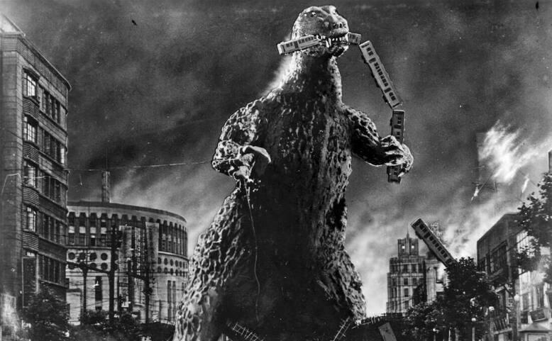 Letní kino: Godzilla