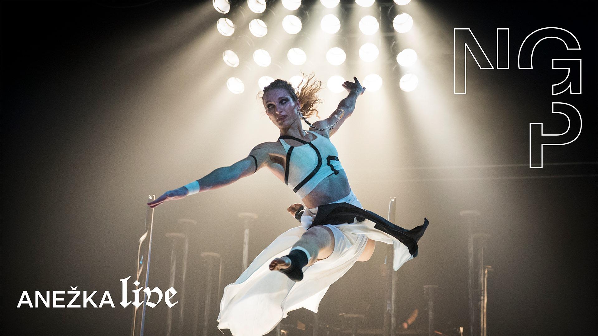 Anežka LIVE: Vzduchem - Losers Cirque Company