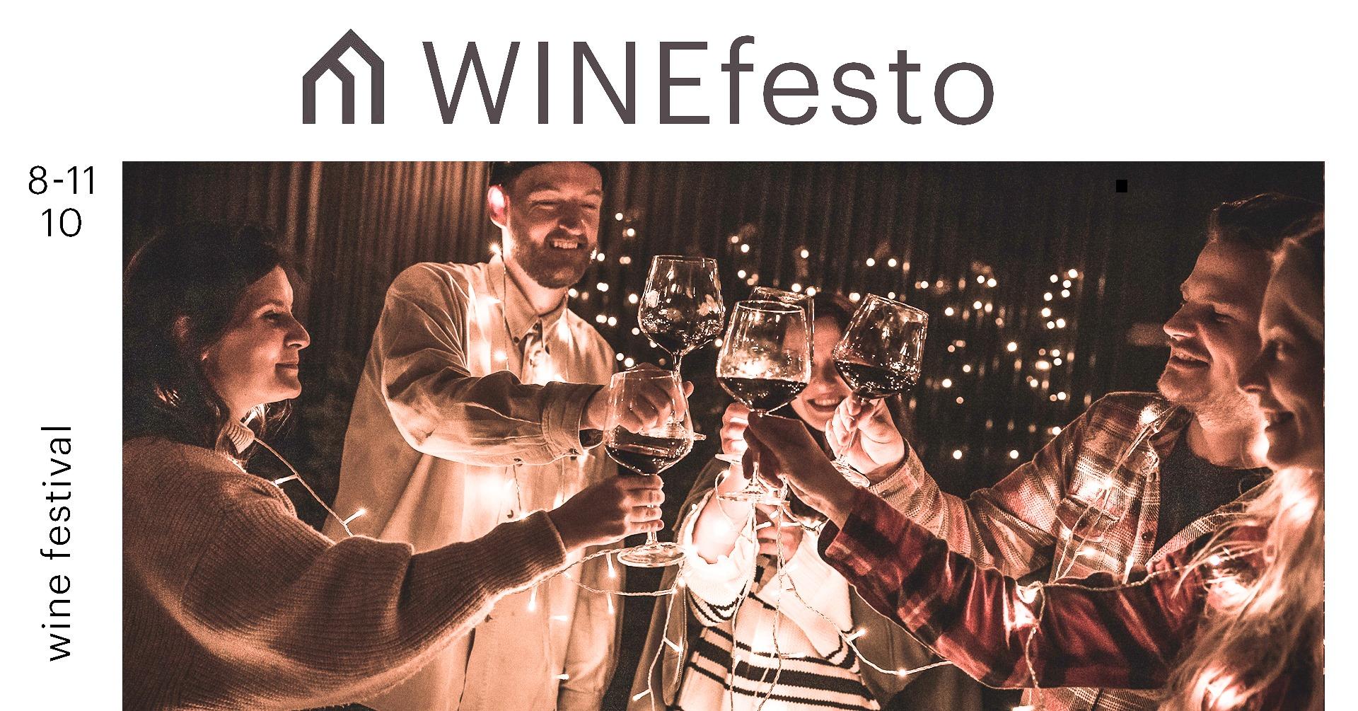 WINEfesto - Smíchov