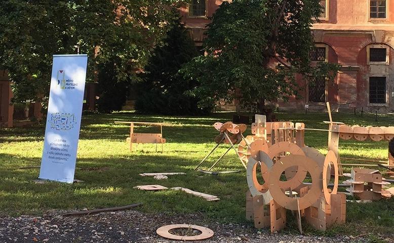 ALTA otevírá zahradu dětem
