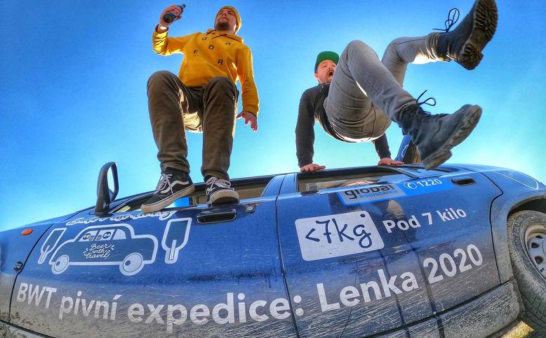 ZRUŠENO: Premiéra filmu Expedice Lenka & Stand-Up