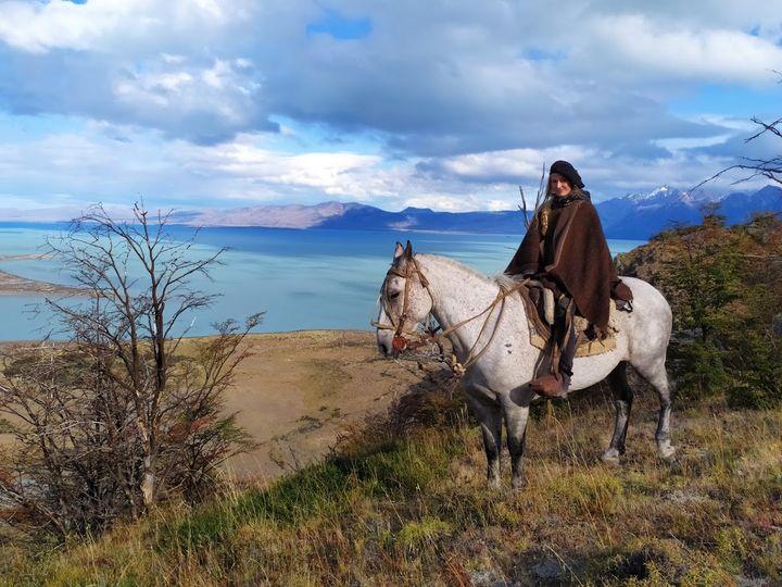 Patagonie a Gaučové