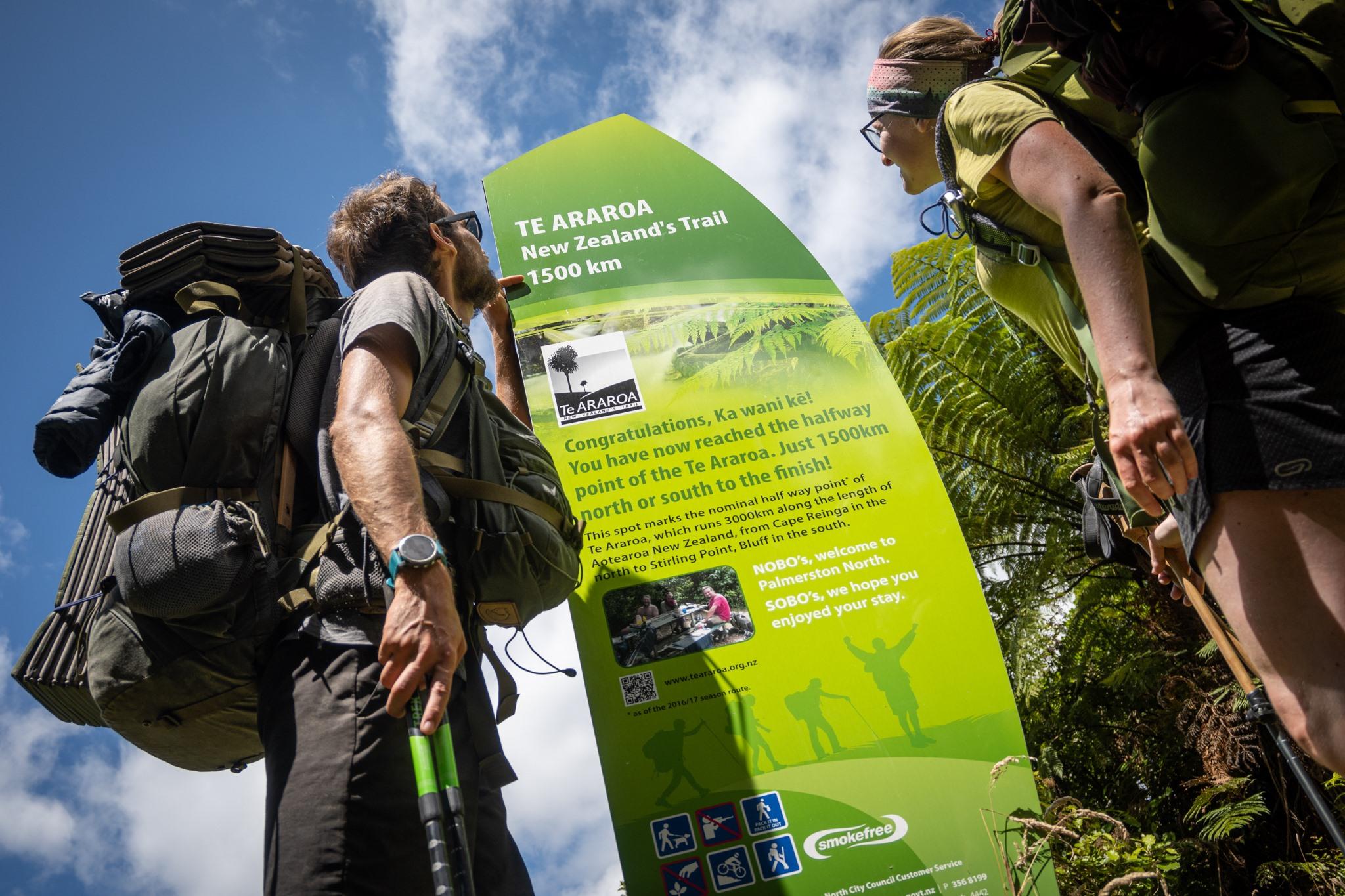 Te Araroa Trail: Napříč Novým Zélandem