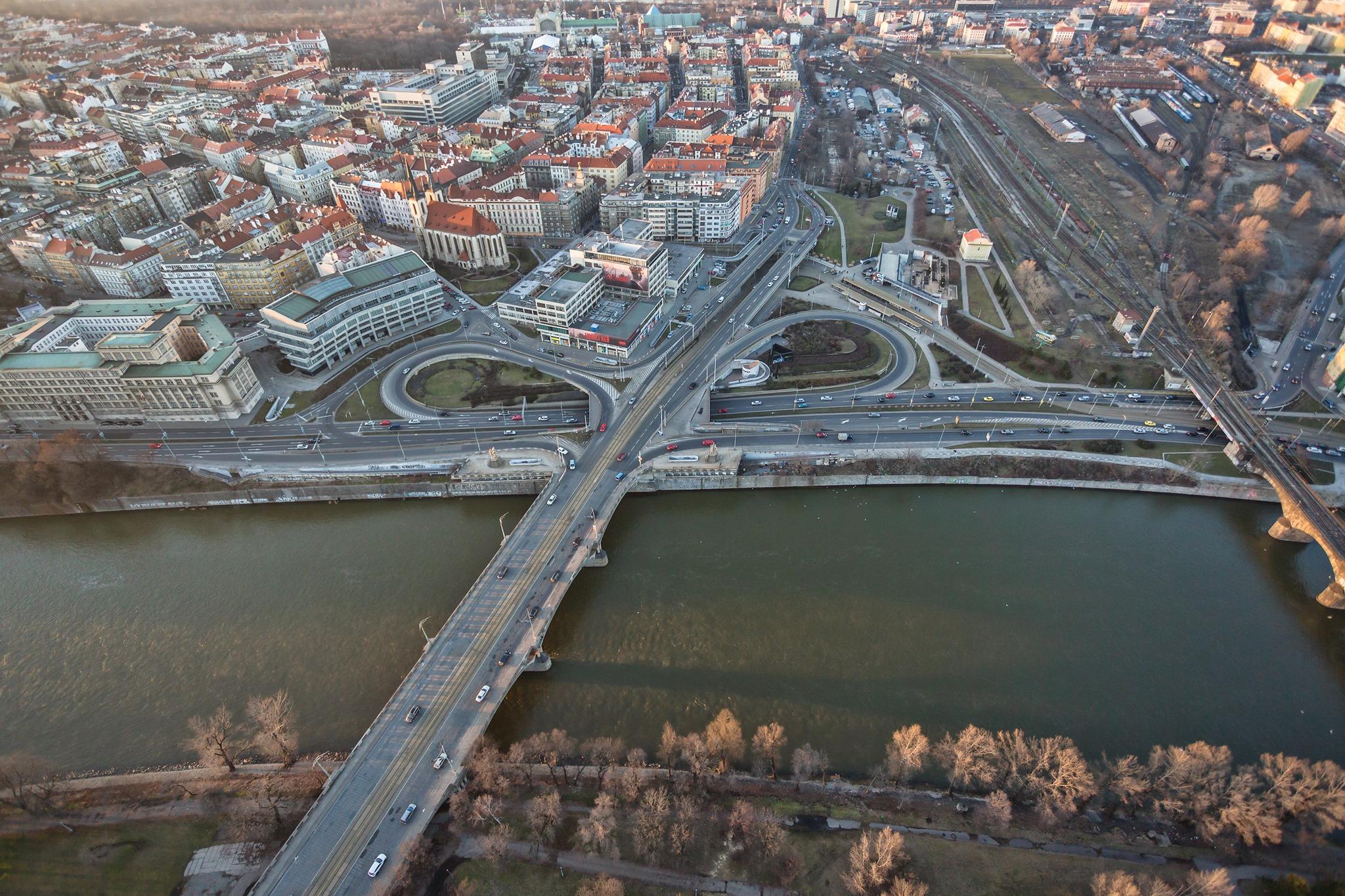 Online: Praha zítra: Bubny Zátory