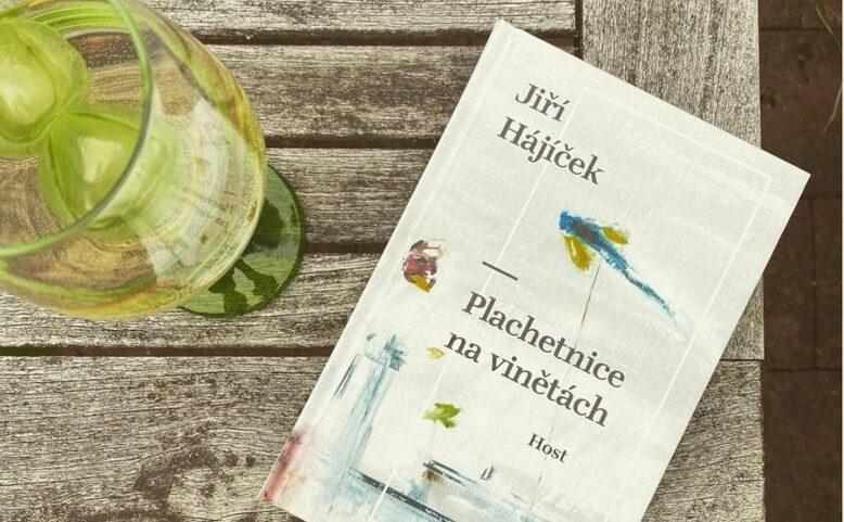 Jiří Hájíček - online čtení a debata