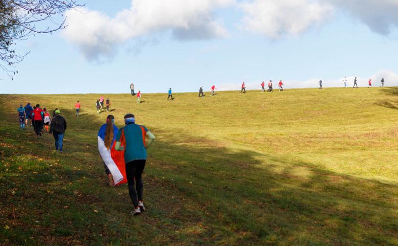 Sokolský běh republiky - Individuální výzva