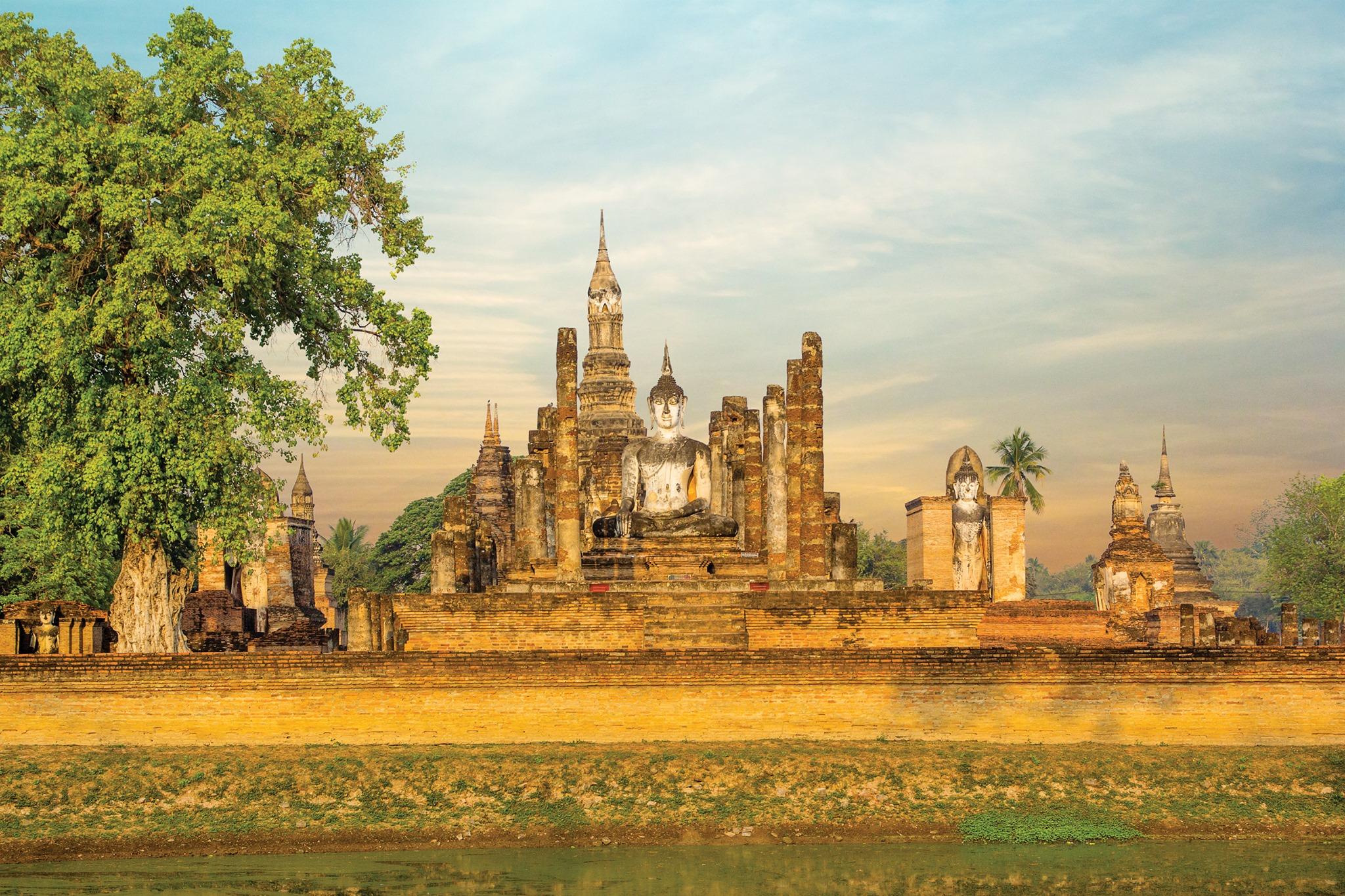 ONLINE: Historky z archivu: Thajsko očima skeptického dobrodruha
