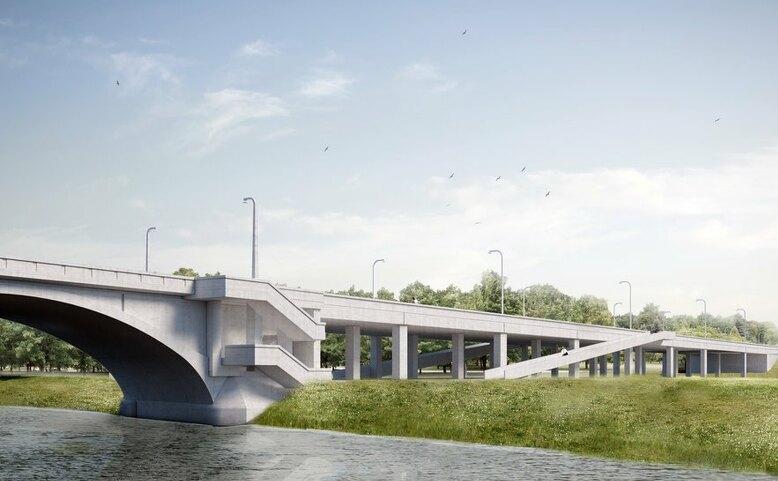 Velké změny Prahy: Rekonstrukce Libeňského mostu - online