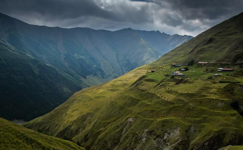 ONLINE: Gruzie - tajemné království ve stínu Kavkazu