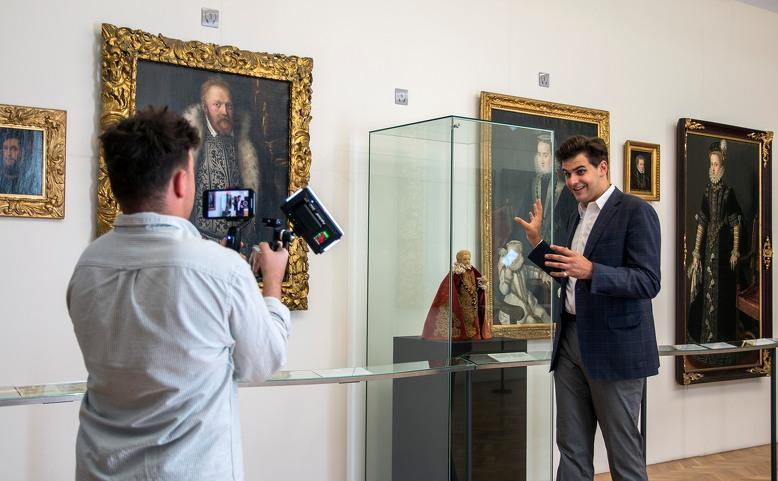 Virtuální prohlídka Lobkowiczkého paláce - online