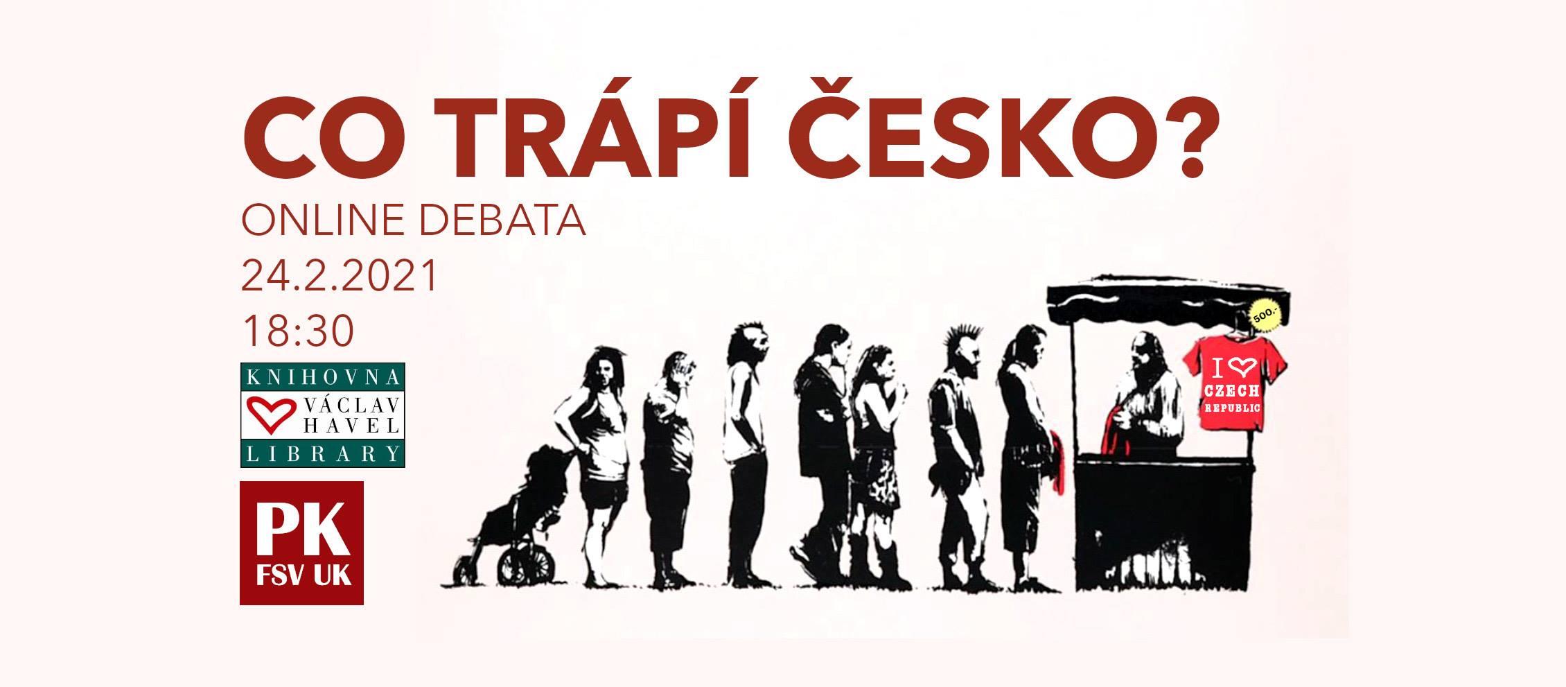 Online: Debata o sociálních problémech