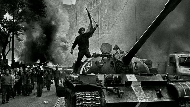 Online: Rebelové v Rusku – 5 minut svobody