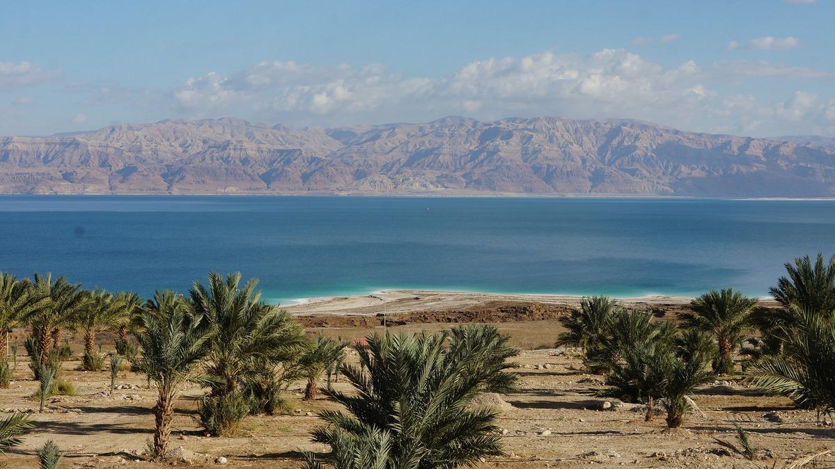 Online: Mrtvé moře a nejkrásnější místa v jeho okolí