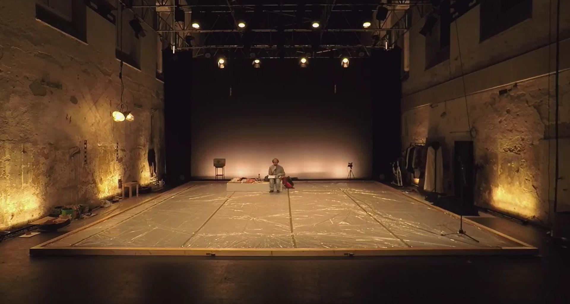 Umělec v izolaci (live stream)