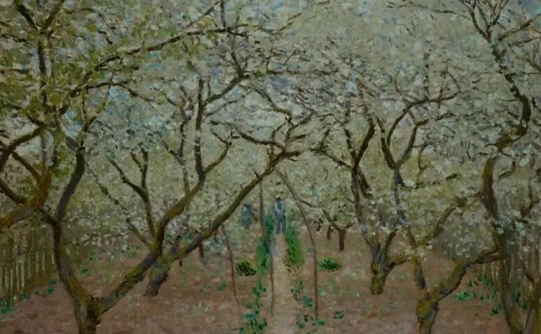 Jaro v Umění dlouhého století - online přednáška