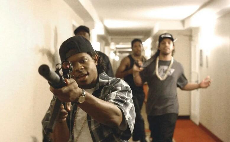 Autokino: Rapeři z Comptonu