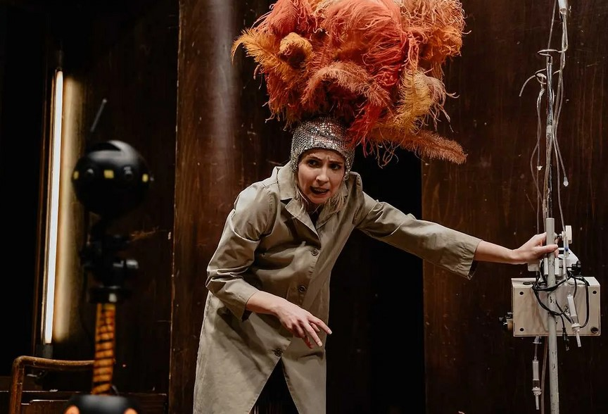 Brejlando: Hamleti - záznam