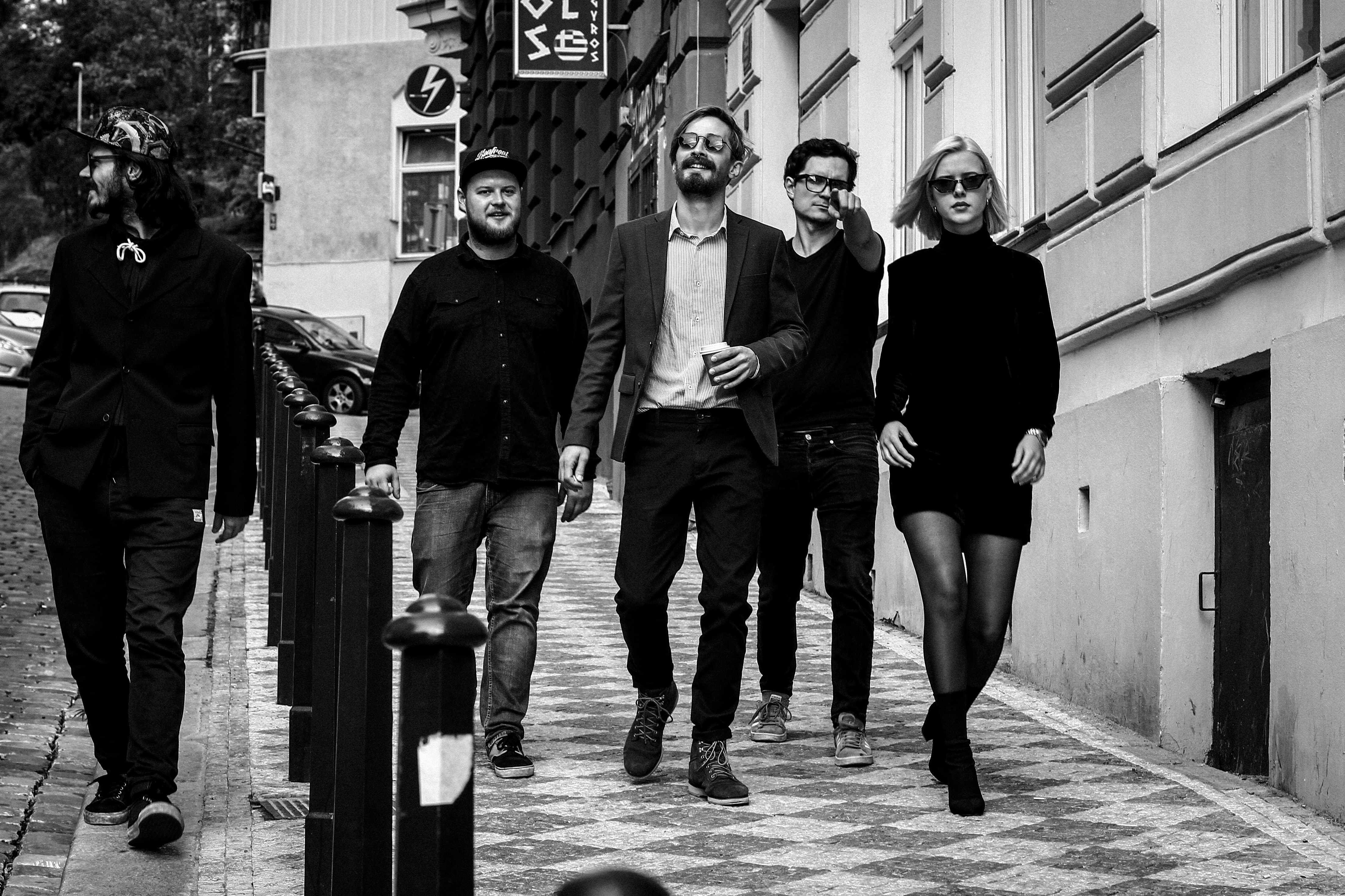 Mladí ladí jazz: 7krát3 live band & Ochepovsky Project feat ILÆY