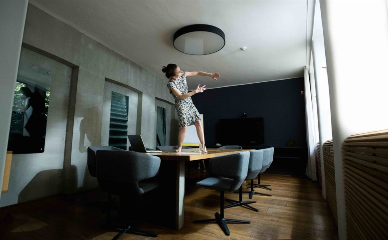 Dance for (Home) Office - online