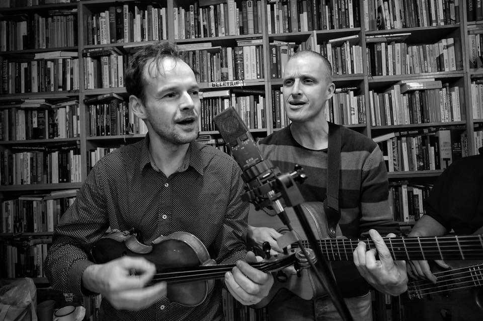 Hudební večer: Marek Doubrava a Viktor Ekrt - online