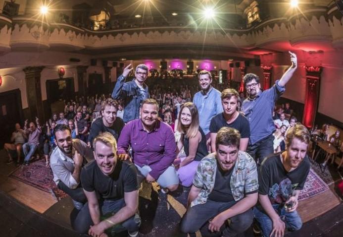 Underground Comedy stand up show