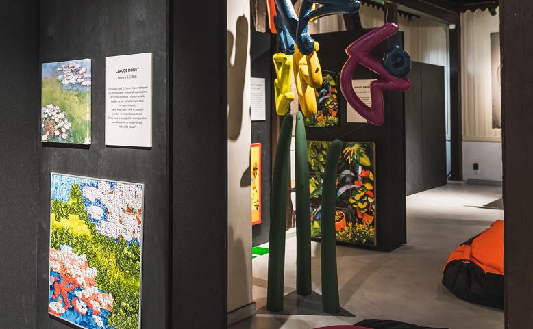 Výstava Květina