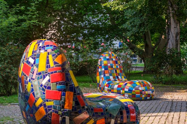 Sculpture Line Praha 2021
