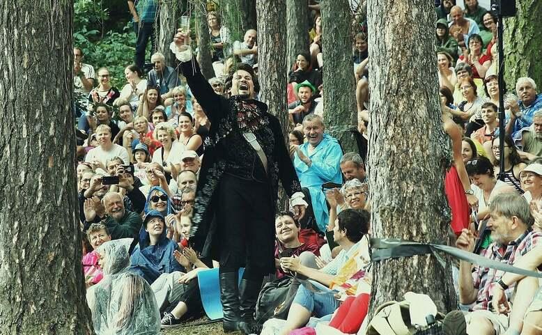 Opera v Šárce: Rusalka