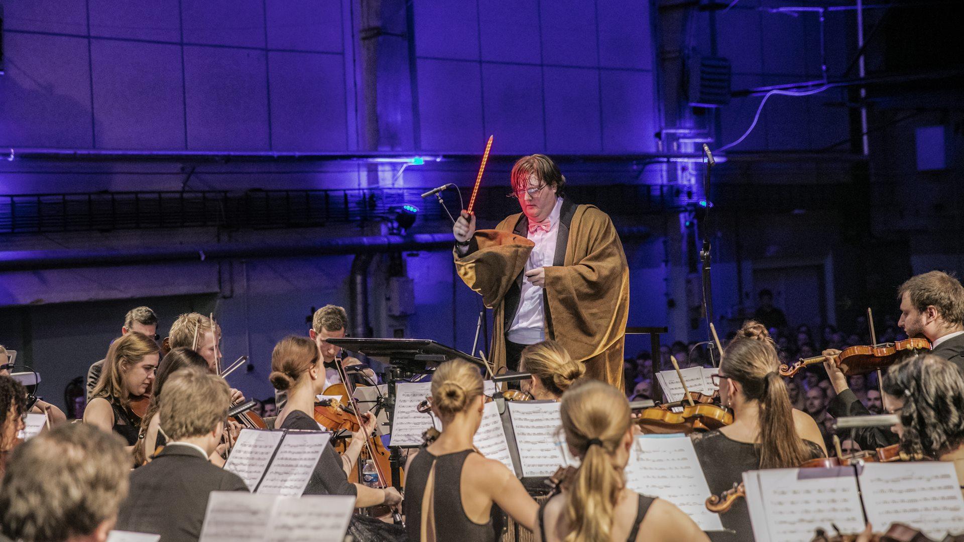 Open Air koncert filmových melodií