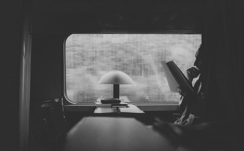 Festival autorského čtení ve vlaku 2021