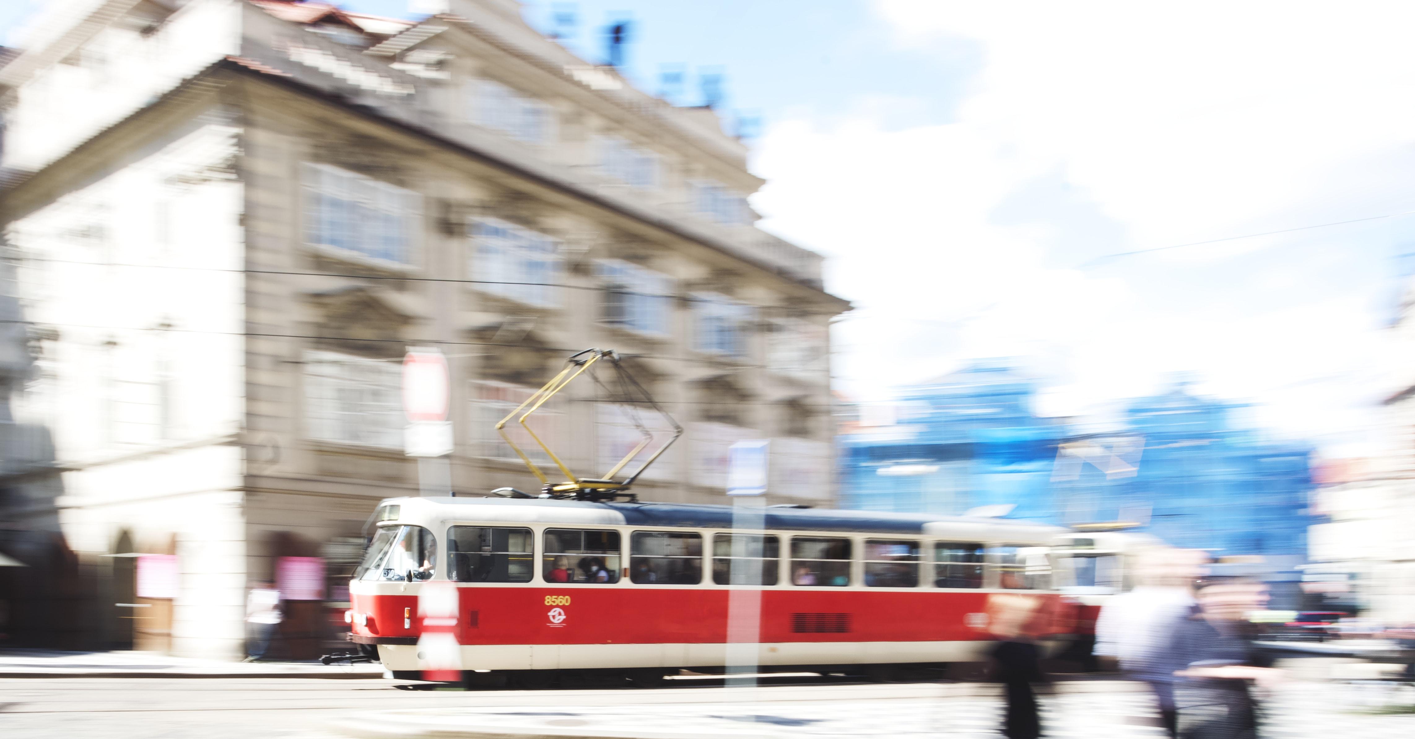 Vinografí tramvaj