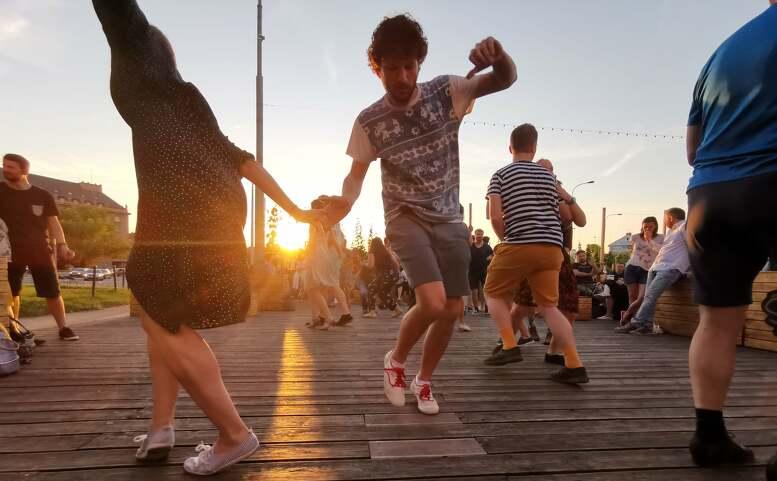 Tančírna Latino party