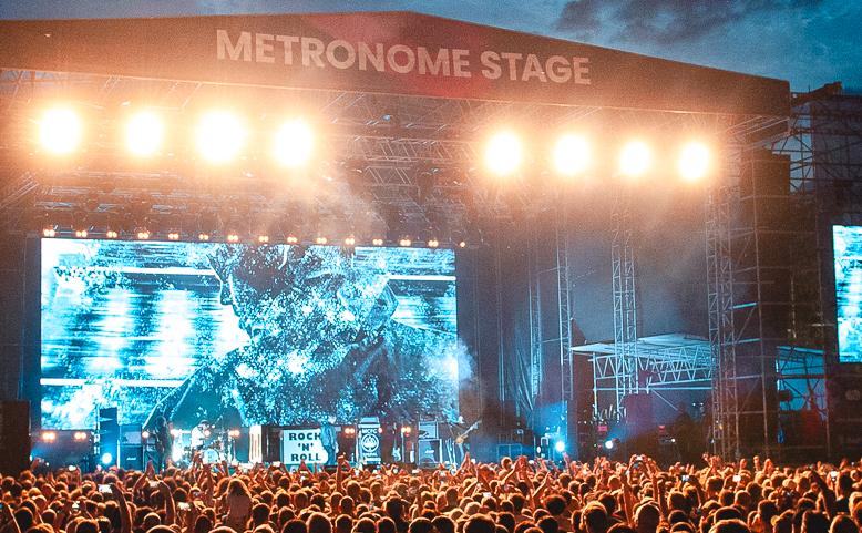 Metronome Prague 2022