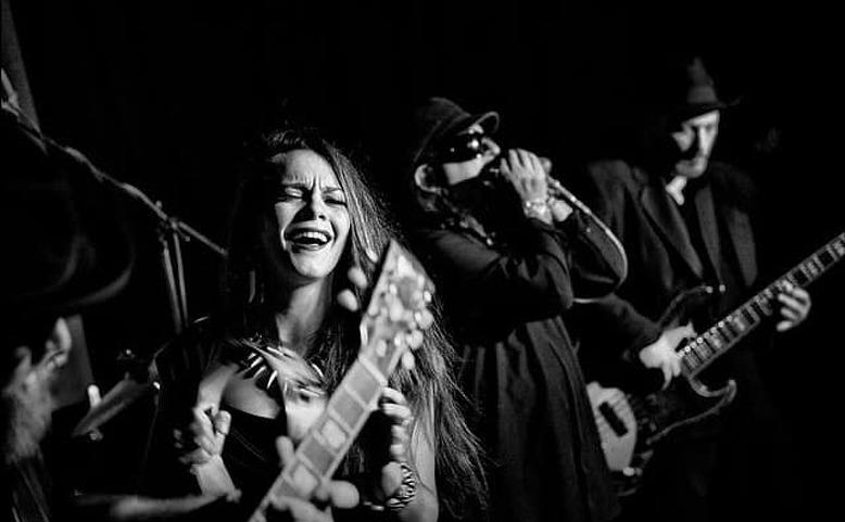 Ghalia Volt & Band (USA)