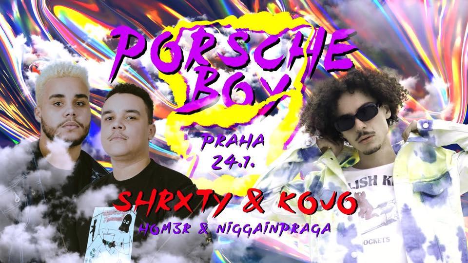 Porsche Boy w/ SHXRTY & KOJO