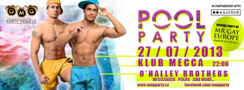 OMG Party - Pool Party
