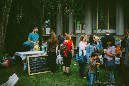 ArtBe Kreativní trhy v kubistické zahradě