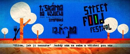 STREET FOOD FESTIVAL STROMOVKA