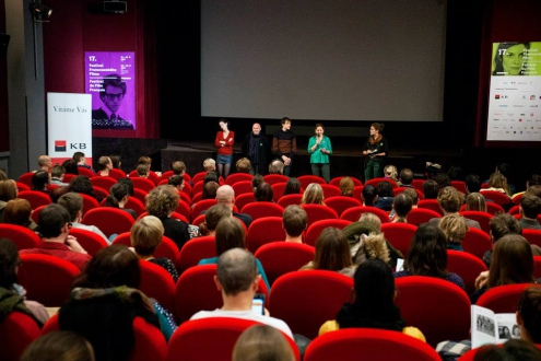 Festival francouzského filmu