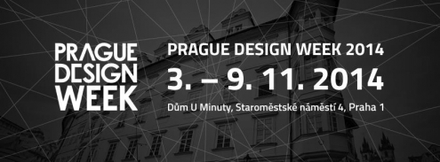 Prague Design Week 2014